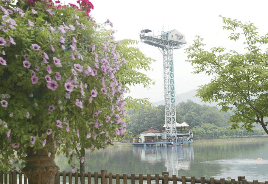 8경 - 율동공원