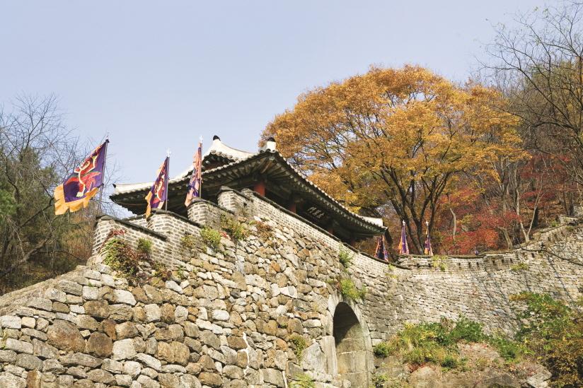 3경 - 남한산성