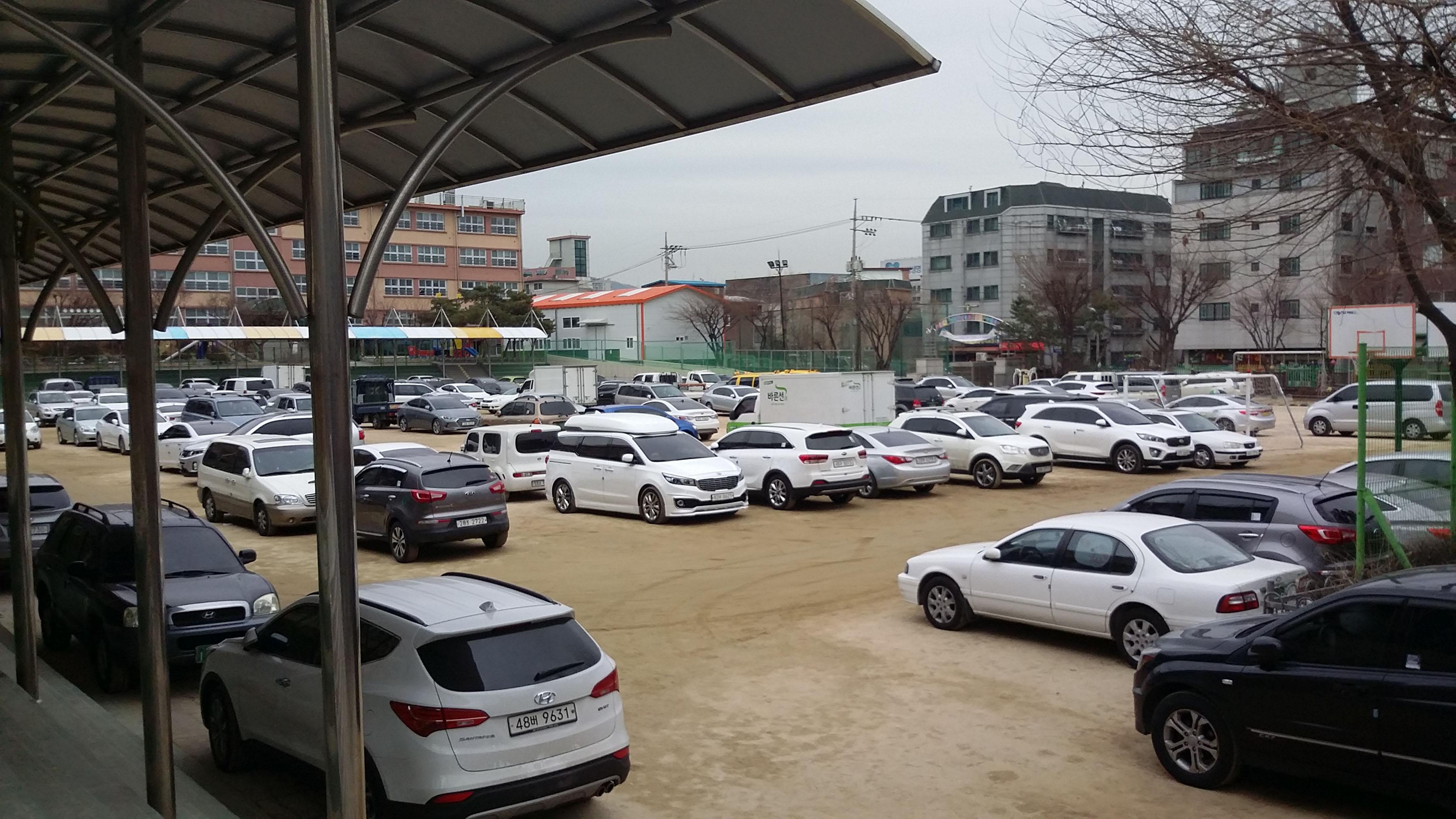 성남시 설 연휴 주차 편의…172곳 무료 개방