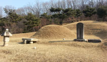 도기념물/둔촌 이집 묘역 이미지