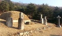 시향토문화재/송산 조견 선생묘 이미지