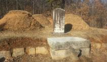시향토문화재/청주한씨 청연공파 묘역 이미지