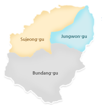 Seongnam City Tour Guide