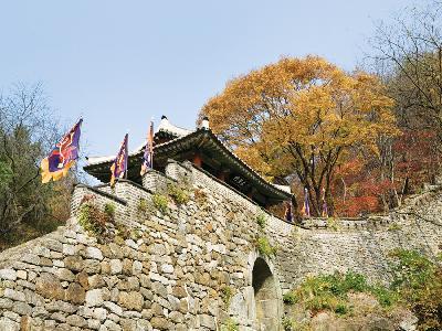 남한산성 등산로
